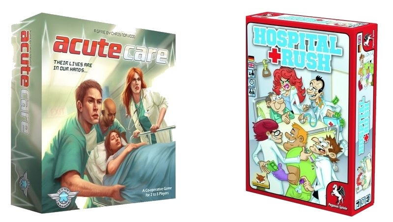 Games News New Acute Care Hospital Rush Image