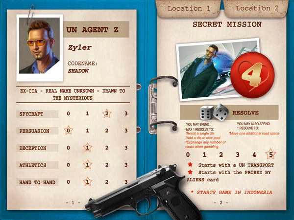 agents smersh review character