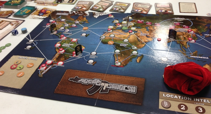 agents smersh review board