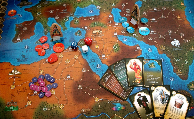 agents smersh review arabian nights